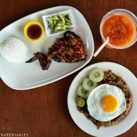 Thai lunch in Gensan